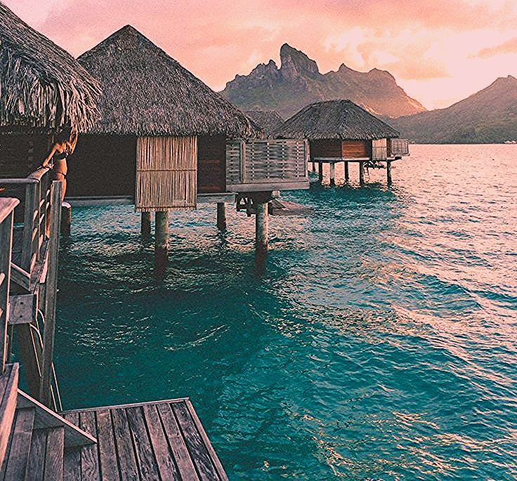 Photo of Flitterwochen auf Tahiti