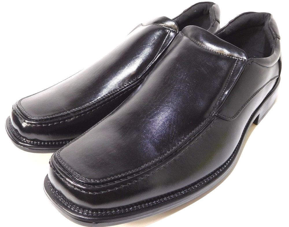 Men's Robert David Tim Black Dress Slip