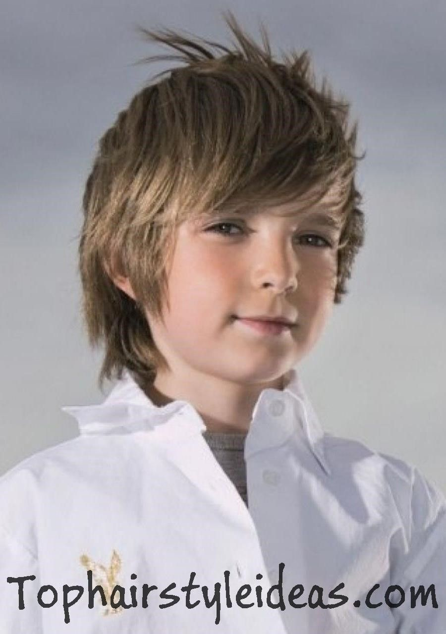 What Factors To Consider While Choosing Latest Hairstyle For Kids ...