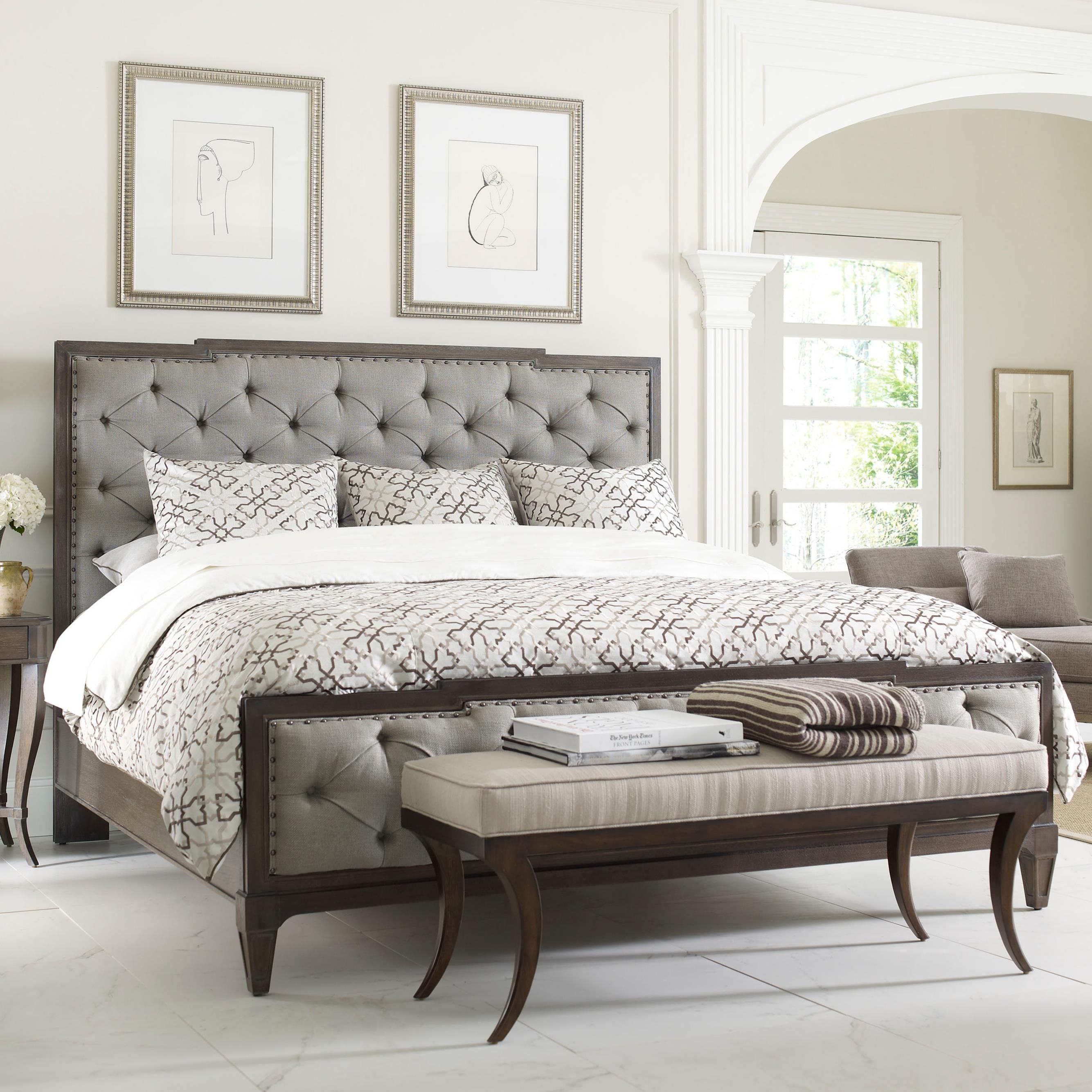 Thomasville Furniture, Modern Bedroom