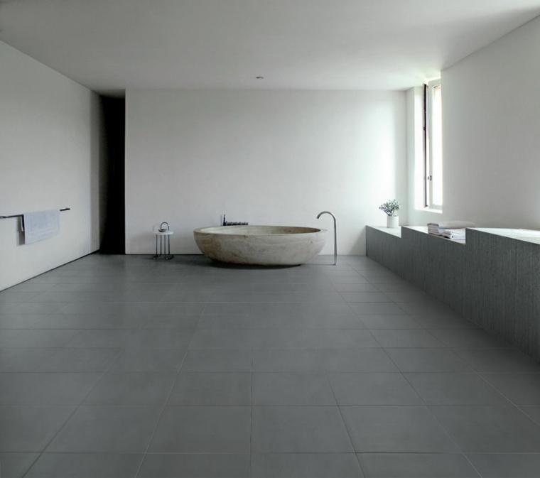 Graue Farbe inspirierende Optionen für Bodenbelag und