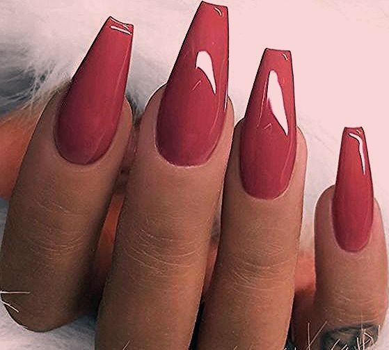 Photo of 65 TOTALLY CLASSY NAIL DESIGNS TO ROCK THIS WINTER 2019 – Page 11 of 65 – Sciliy