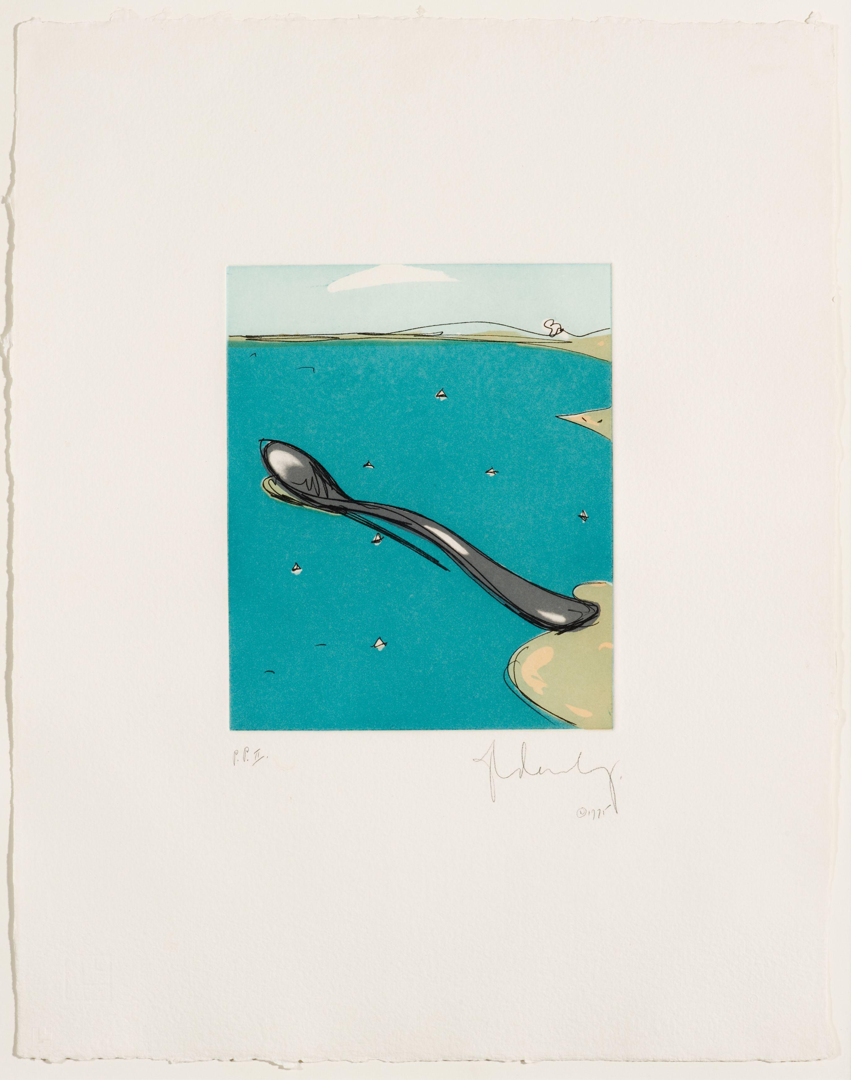 Important Art by Claes Oldenburg