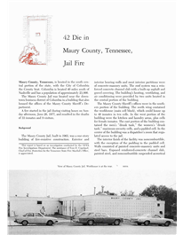 42 Die in Maury County_ Jail Fire Tennessee_