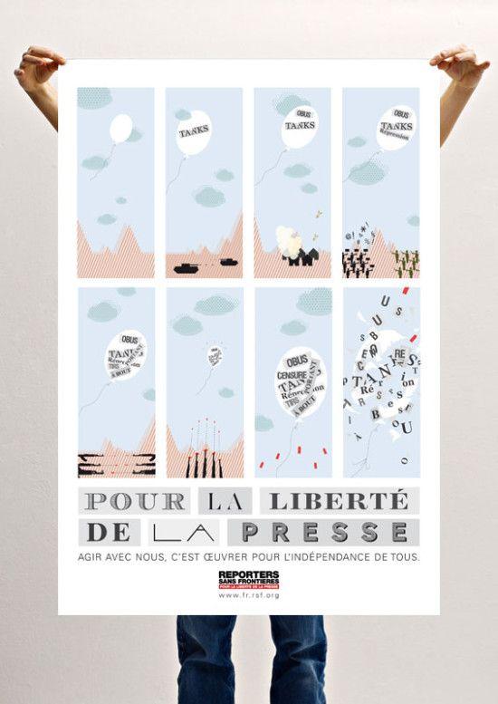 Campagne De Sensibilisation Pour Reporters Sans Frontieres Campagne De Sensibilisation Reporters Sans Frontieres Frontieres