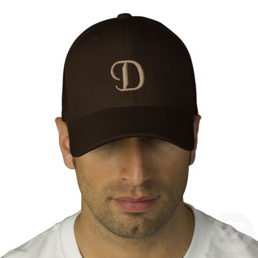 # 1 EMBROIDERED HATS . Custom Made Letter Initialed From A through Z. #BirthdayGifts #Apparel #embroidery #GiftIdeas #GiftsForChildren #FittedBaseballCaps #USA #EU #Asia #CAN #Bermuda #Peru #Chile #ENG  #worldwide
