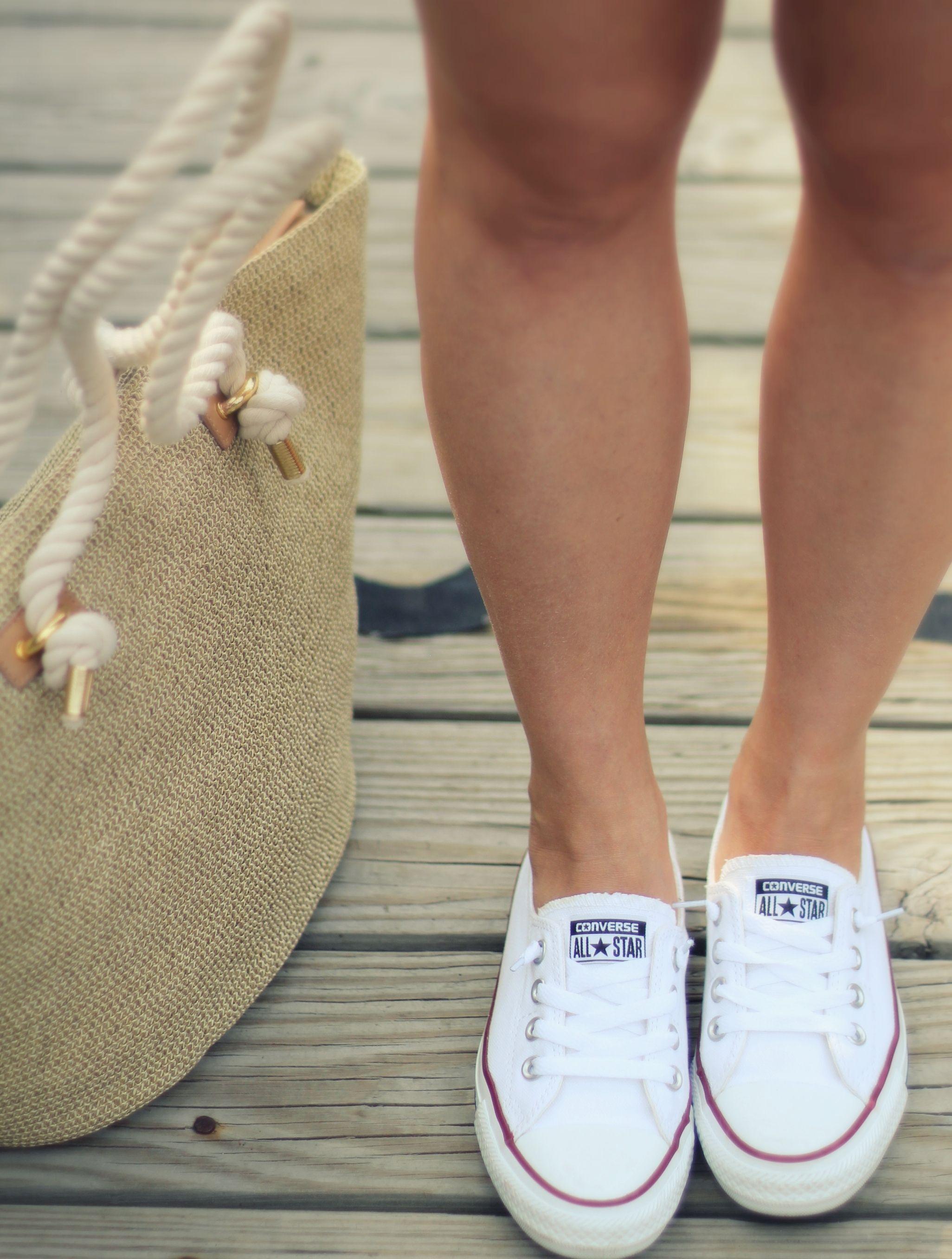 cf4dc8b59e4 Women s Shoes sneakers Converse Chuck Taylor All Star Ballet Lace Slip  549397C - Sneakerstudio.eu