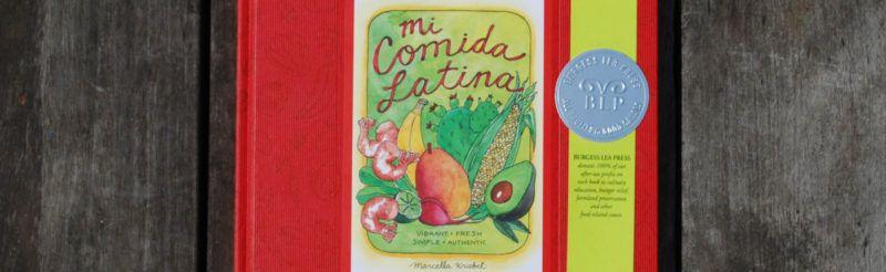Mi Comida Latina: illustrated guide to latin dishes