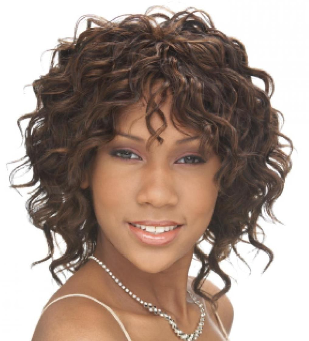 Short Curly Hairstyles 2015 With 10 Short Curly Weave Hairstyles
