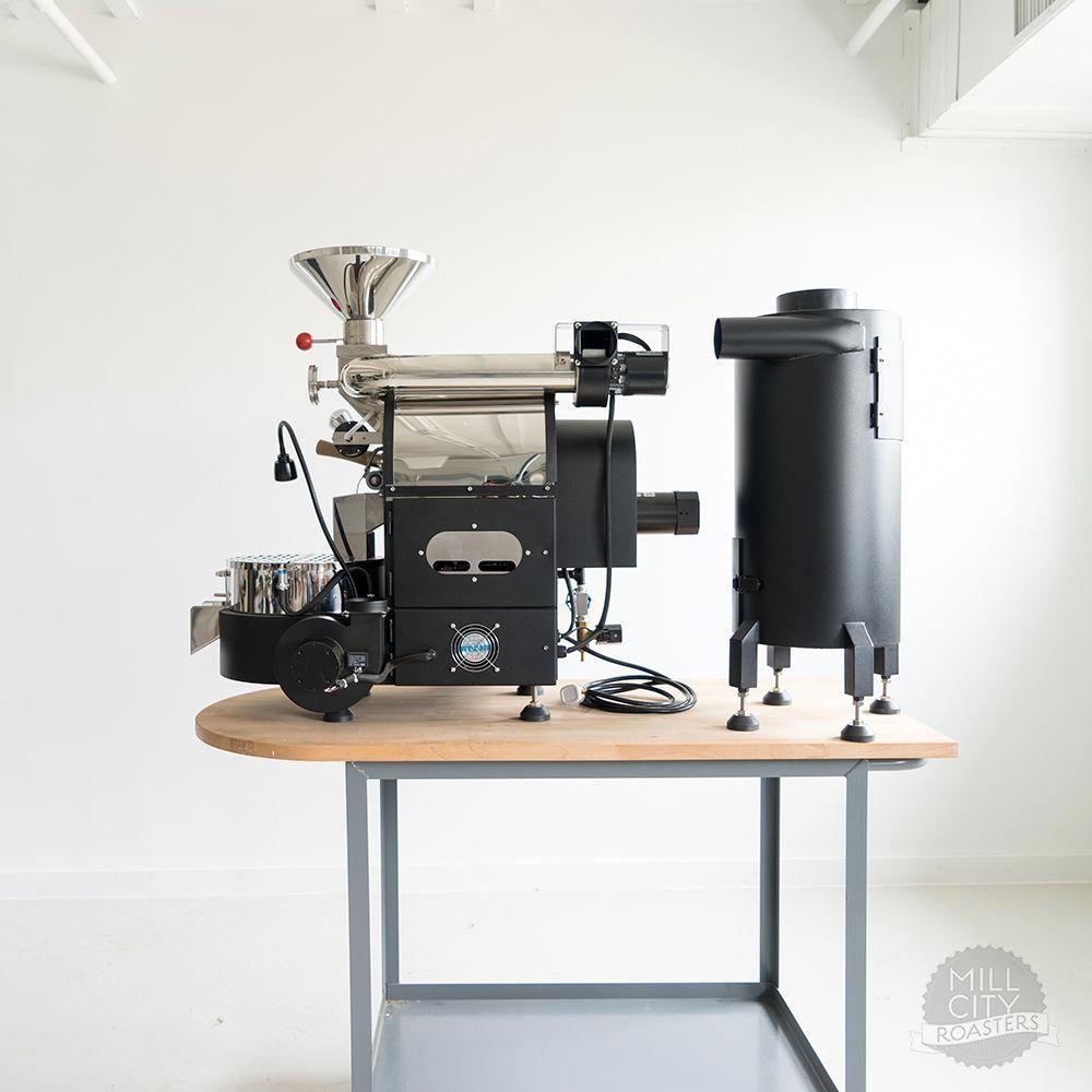 Mcr 1kg Gas Coffee Roaster Photo 23 Typesofcoffee With Images Coffee Coffee Health Benefits Roaster