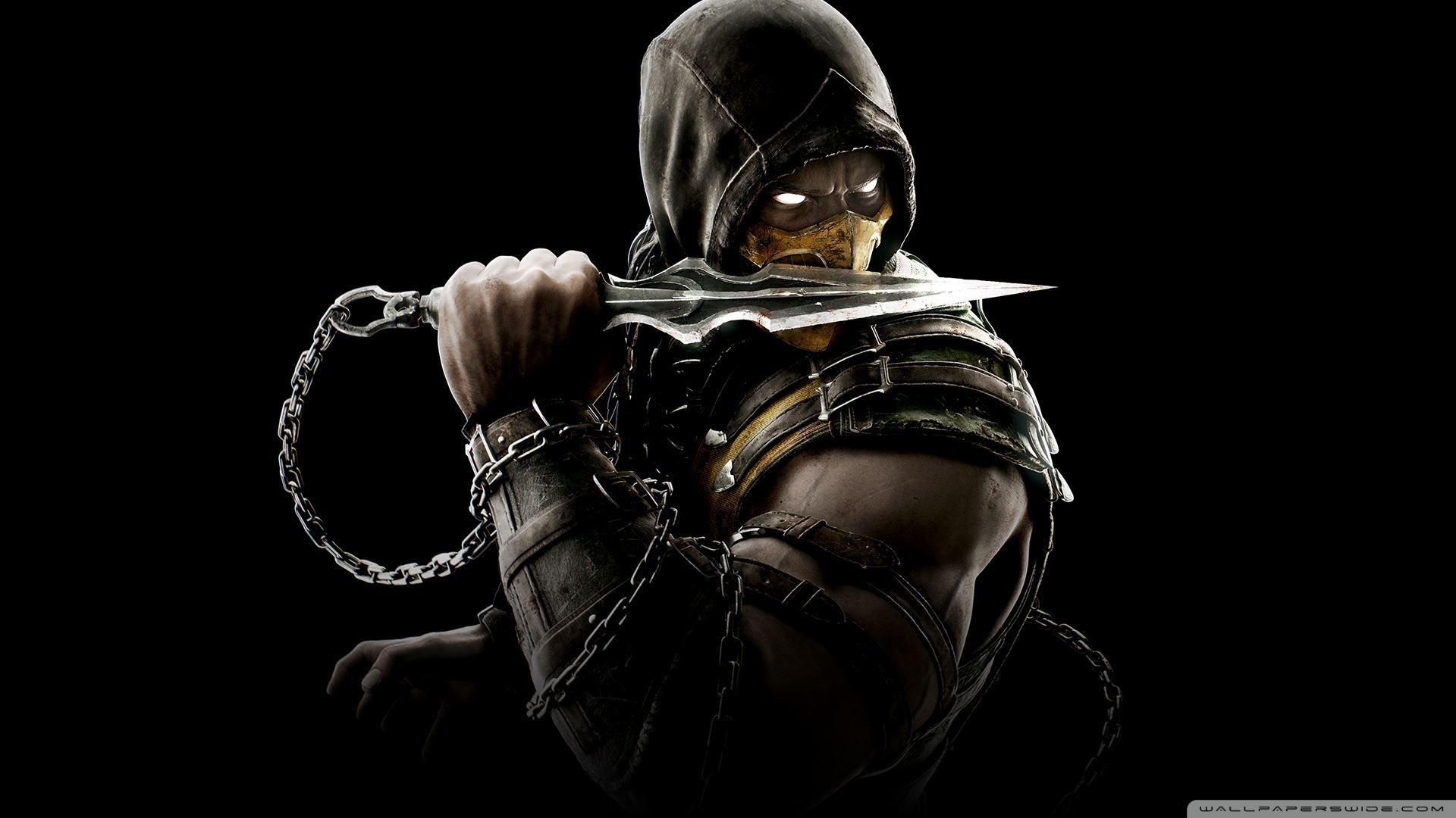 10 Best Scorpion Mortal Kombat Wallpapers Full Hd 1080p For Pc