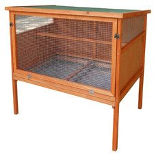 Advantek The Urban Coop Poultry Hutch Compare