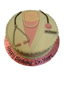 Doctor Cake - Sugar Divas Cakery | Orlando | Cupcakes | Custom Cakes