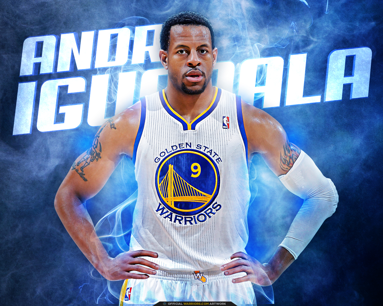 Andre Iguodala Golden State Warriors Wallpaper Streetball