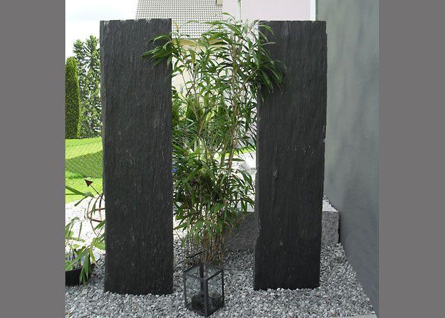 sichtschutz im garten modern – marikana, Best garten ideen | Garten ...