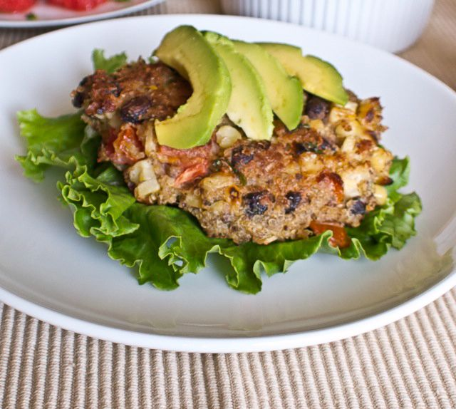 Maintenance: Awesome Vegan Veggie Burgers! Made With