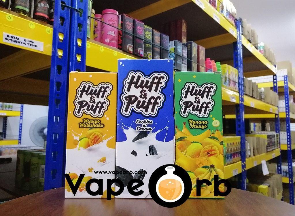 Huff puff malaysia premium vape e juices e liquids