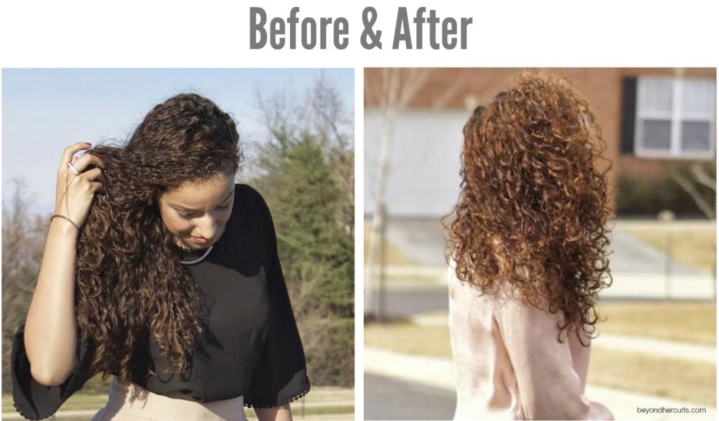 Curly Hair Diaries Shea Moisture Hair Dye Review Curly Hair