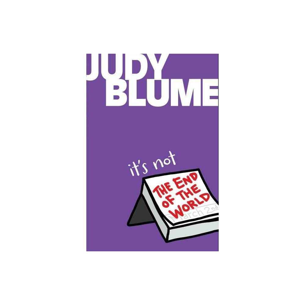 It's Not the End of the World by Judy Blume (Paperback