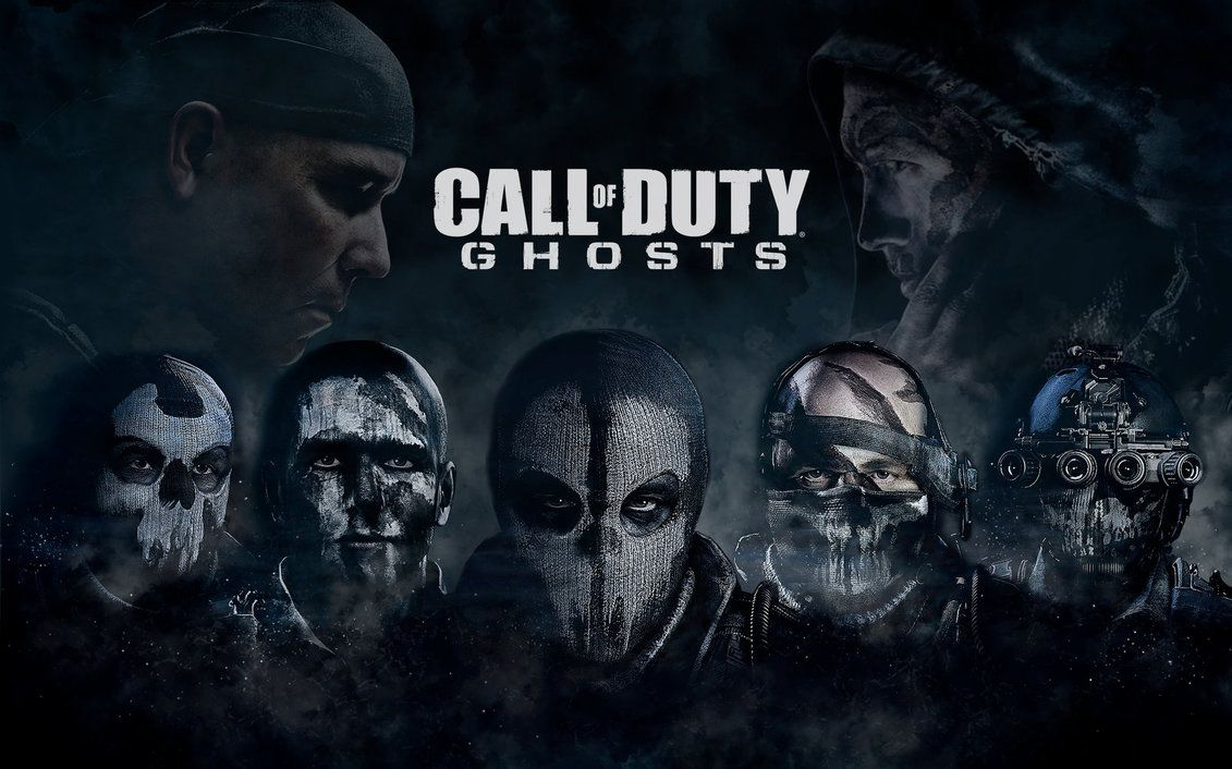 Ghosts Vs Federation Of The Americas Call Of Duty With Images