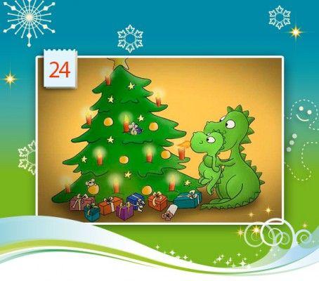 Das letzte Türchen unseres diesjährigen Adventskalenders ist geöffnet. Wir wünschen Ihnen schöne Weihnachtstage! Carmen Eisendle: Der kleine Drache http://www.calvendo.de/galerie/der-kleine-drache