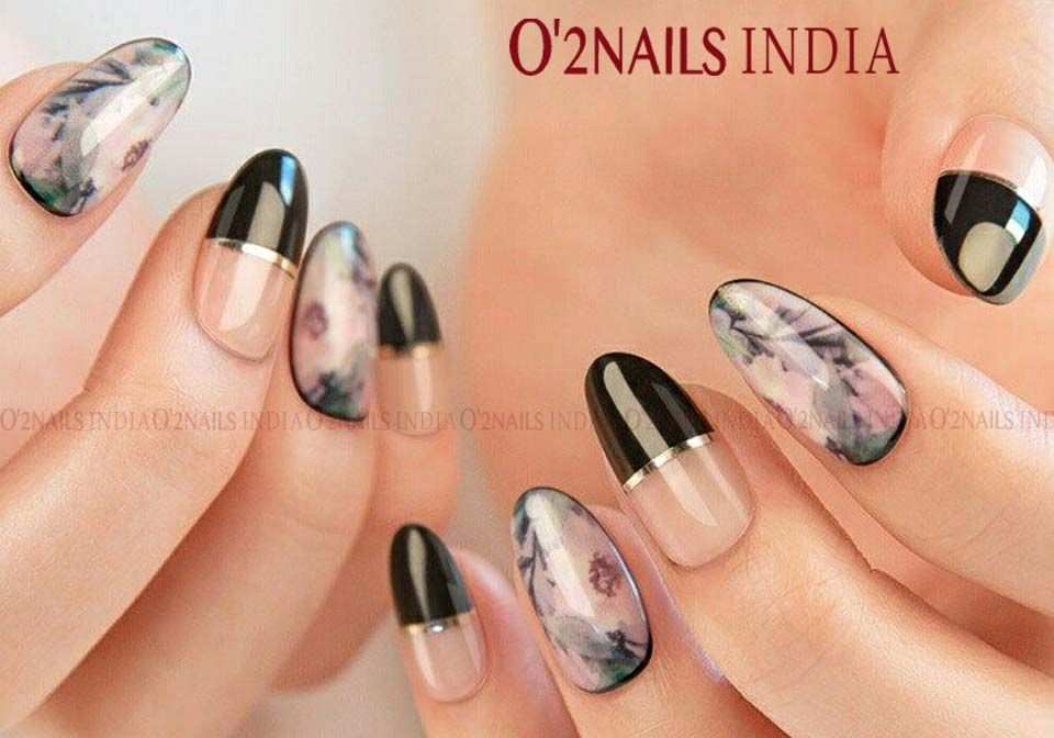 Try Out This Simple But Amazing Nail Art Design And People Will Be