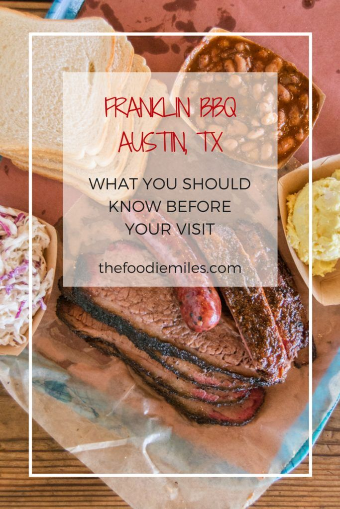 Waiting in Line to Franklin BBQ: Is It Worth It | That's