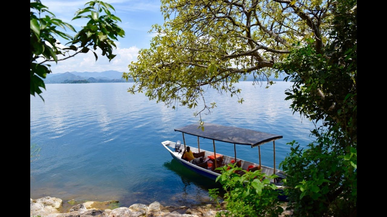 Kibuye is the most beautiful resort of the three towns on Lake ...