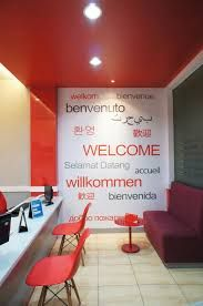 Office Decorations Travel Agency Interior