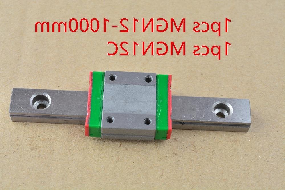 27.52$  Watch here - https://alitems.com/g/1e8d114494b01f4c715516525dc3e8/?i=5&ulp=https%3A%2F%2Fwww.aliexpress.com%2Fitem%2FMR12-12mm-linear-rail-guide-1pcs-MGN12-1000mm-with-1pcs-MGN12H-slider-block-bearing-linear-guide%2F32698789250.html - MR12 12mm linear rail guide MGN12 1000mm with MGN12C or MGN12H slider block bearing linear guide 1pcs 27.52$