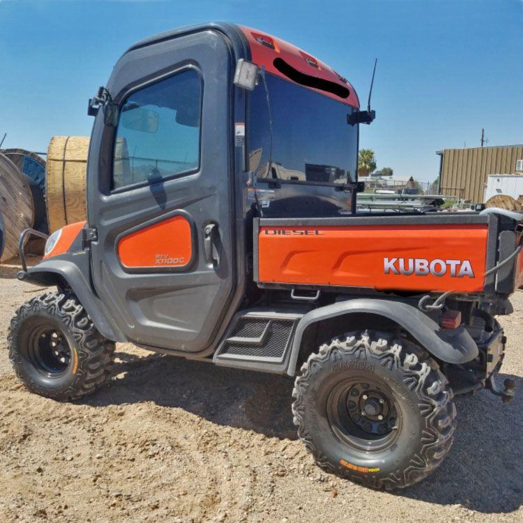 Kubota Rtv 1100 >> 2 Lift Kit For Kubota Rtv X900 Rtv X1100 Rtv X1120 And Rtv X1140
