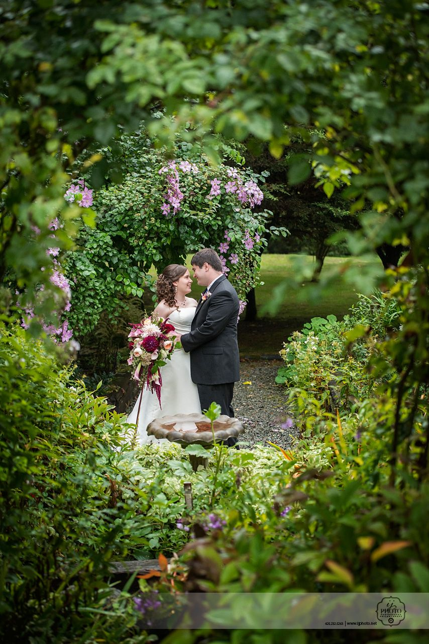 Garden Wedding Venues Near Seattle (With images) Garden