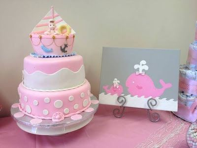Fotos De Tortas O Pasteles Para Baby Shower Mujeres Baby Shower