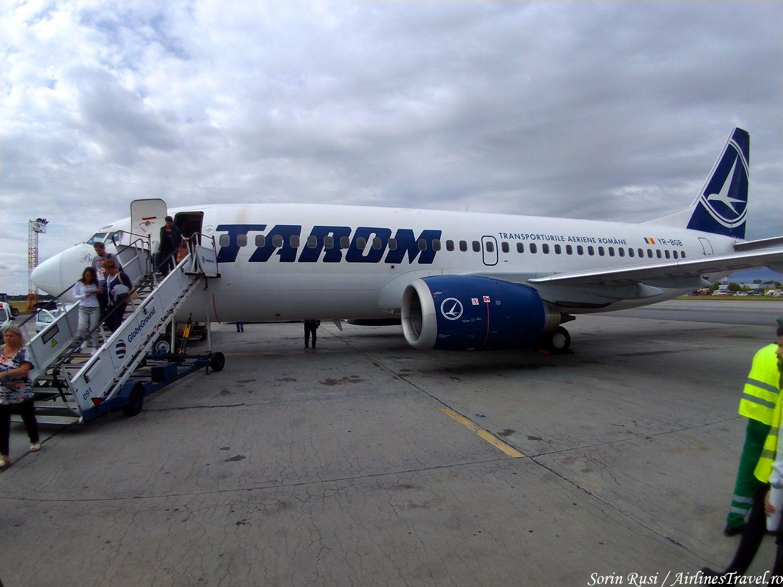 Astana București Cu Tarom Din 2018 Boeing 737 Boeing Stuttgart