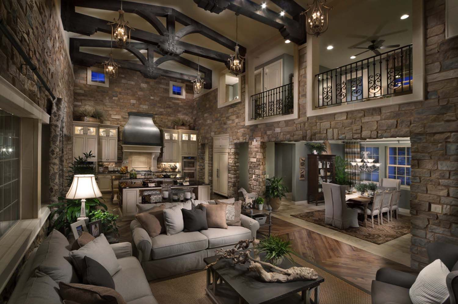 Exquisite Mediterranean Style Luxury Homes In Colorado House Design House Dream House