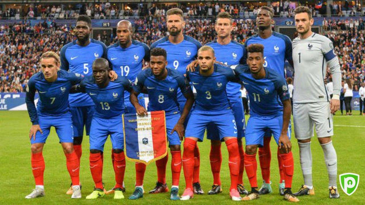 Coupe du monde 2018 equipe de france liste des joueurs - Coupe du monde 2010 france ...