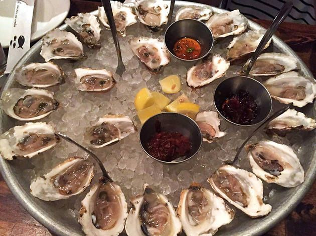 The best spots for oyster happy hour in NYC | Trips | Oyster happy