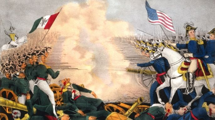 10 Things You May Not Know About The Mexican American War History In The Headlines Mexican American War Mexican American War Lesson Mexican War