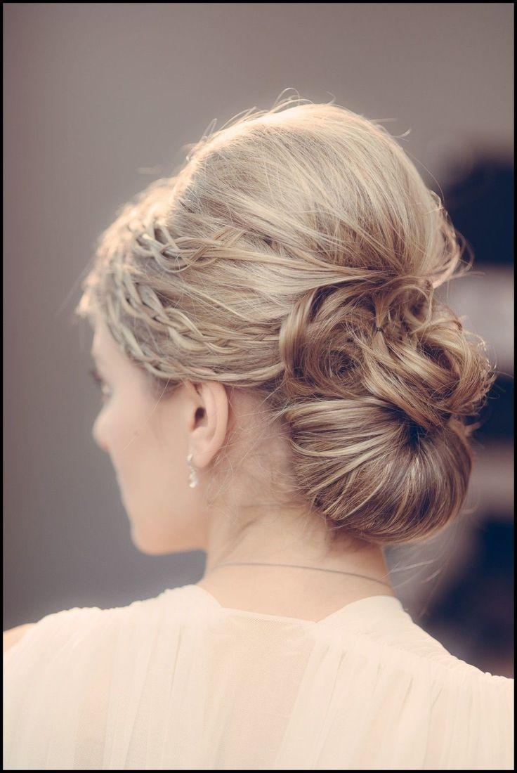 Stunning Bridal Bridesmaid Cool Winter Formal Hairstyles Summer Updo