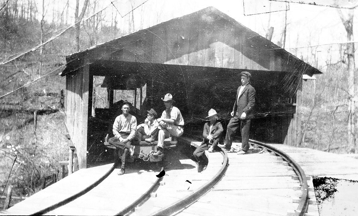 Coal Mine in Wilder, Fentress County, Tennessee