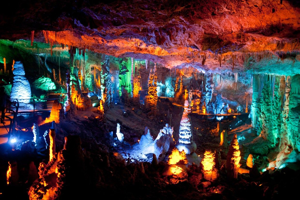 Wired Aperture for 13 August: Sorek cave illuminations - Stunning photography from Wired.co.uk (Wired UK)