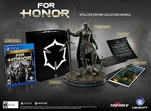For Honor Apollyon Collectors Edition Check This Awesome