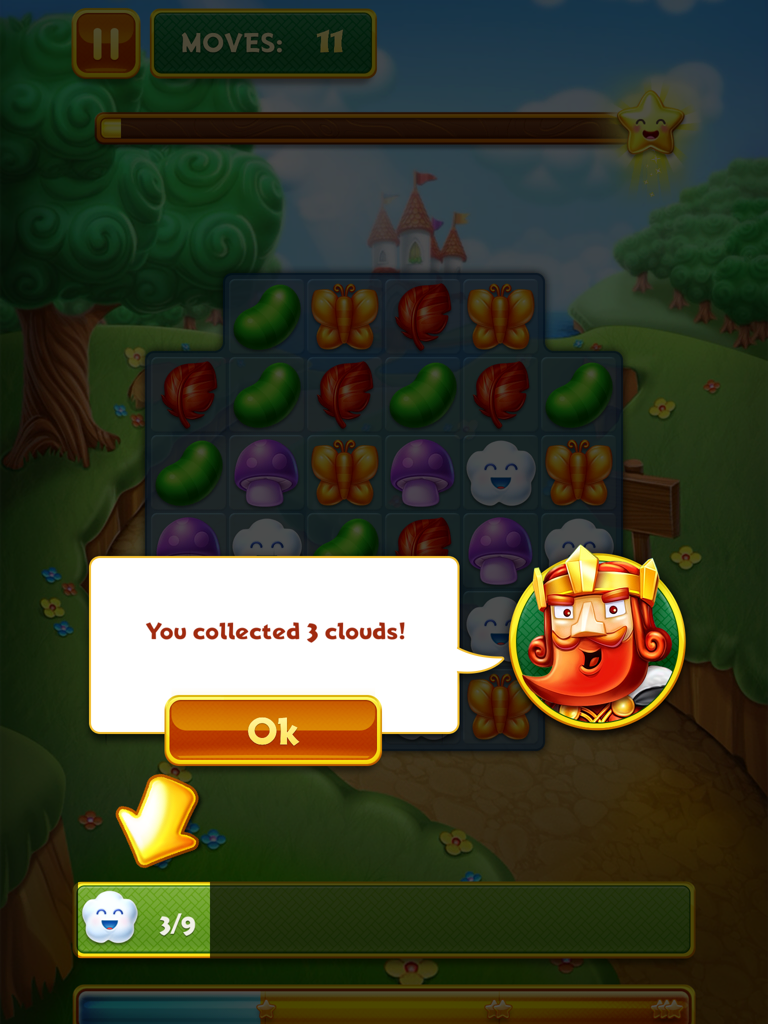 Ftue loading login tutorial screenshots ui tutorial games inspiration provides mobile game ui screenshots here you can find tutorial ui for angry birds clash of clans hay day candy crush saga and many baditri Choice Image