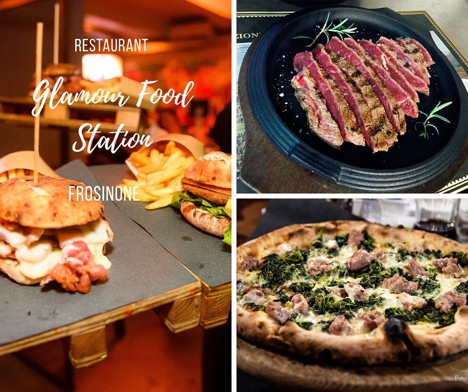 New The 10 Best Food With Pictures Inizia Il Weekend Prego La Cena E Servitail Glamour Food Station E In Via Aldo Moro 1 H Frosinone S Food Good Food Pork