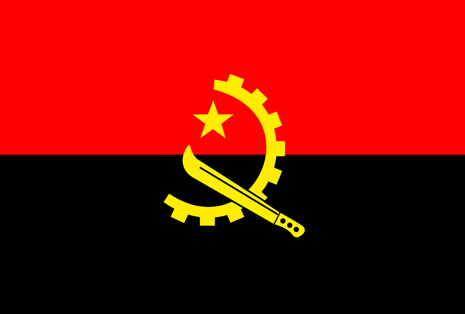 Qway Energy And Angola S Thueia Lda Partner To Develop 500 Mw In Angola Angola Flag Africa Flag National Flag