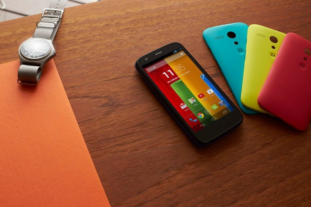 Motorola's Moto G is the most successful smartphone ever!
