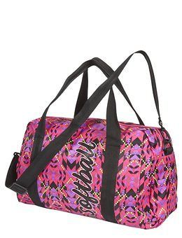 7fbd28d890 Softball Tribal Print Duffle Bag