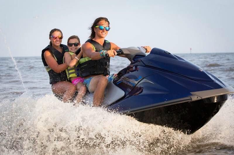 This morning, we launched our #MSCoastLife contest, featuring amazing prizes from businesses across the region! Today and tomorrow, we're featuring Jet Blast of MS. The prize up for grabs is a half hour JETSKI rental at the Biloxi Lighthouse location, and it must be used by October 15, 2015.