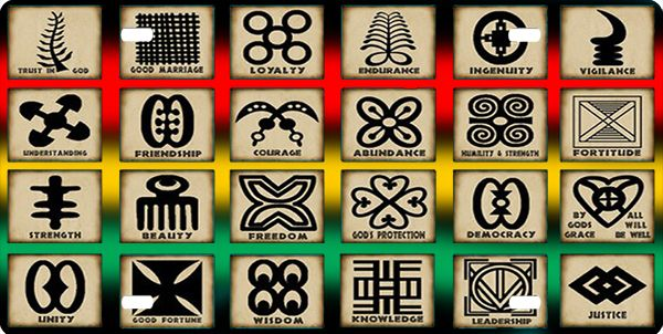 What Are The African Peace Symbols Google Search Real