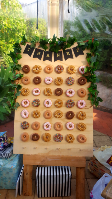 Donut Wall Party Hire Gumtree Australia Charles Sturt Area Brompton 1149418228 Donut Wall Party Hire Party